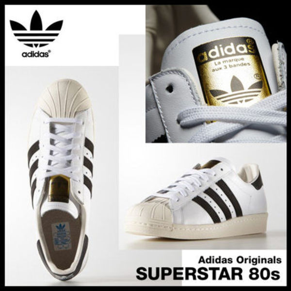 Adidas Originals SUPERSTAR 80s G61070 スーパースター80s