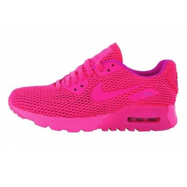 【Nike】W AIR MAX90 ULTRA BREATHE★ピンク 725061-600