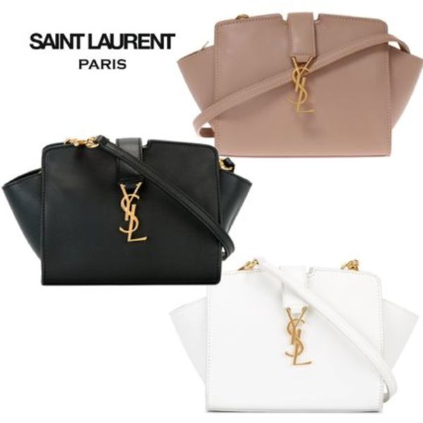 安心の関送込【Saint Laurent】Toy Ysl Cabas Crossbody 全3色