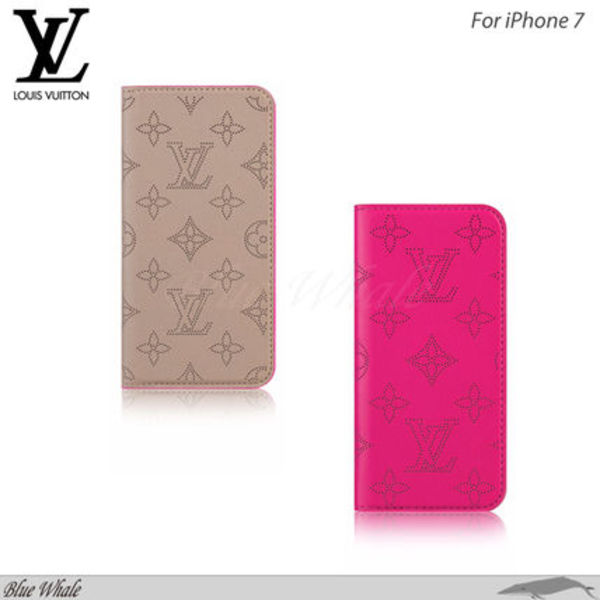 関税込◇LOUIS VUITTON◇Autres Cuirs☆iPhone 7 フォリオケース