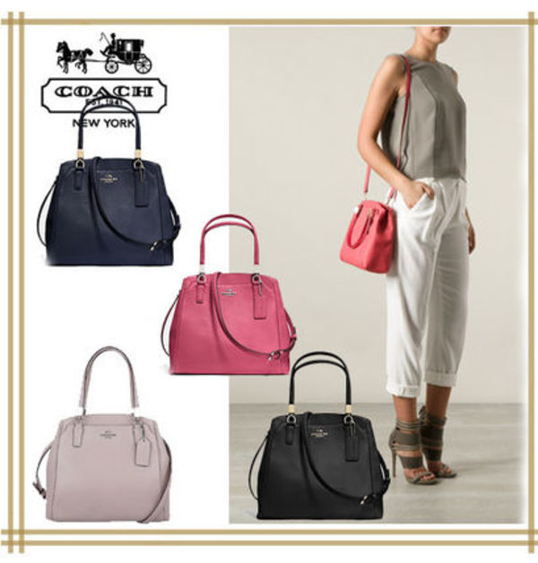 COACH★LEATHER MINETTA CROSSBODY  F34663