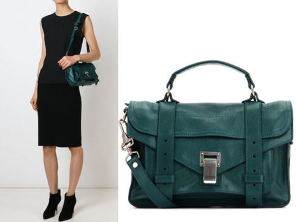 "PS050 PROENZA SCHOULER ""PS1″ small satchel"