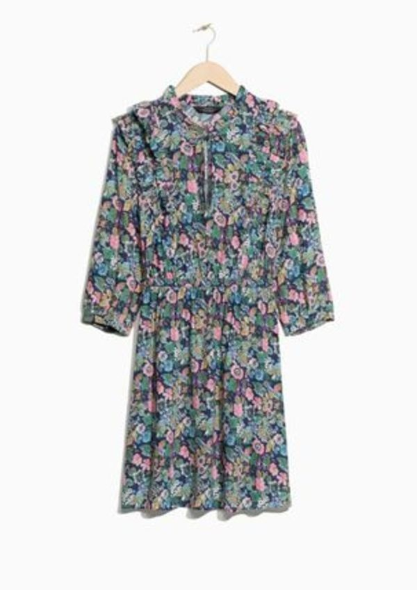 日本未入荷☆& Other Stories☆Prairie Blossom Dress