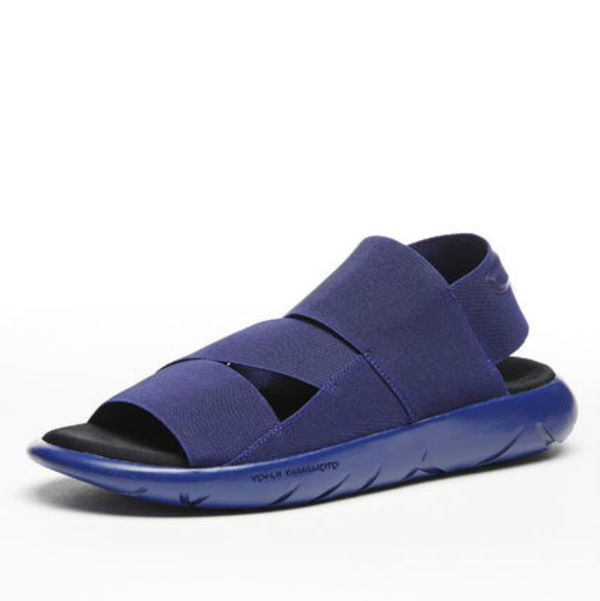 ☆adidas☆ Y-3 MEN QASA SANDAL BLUE