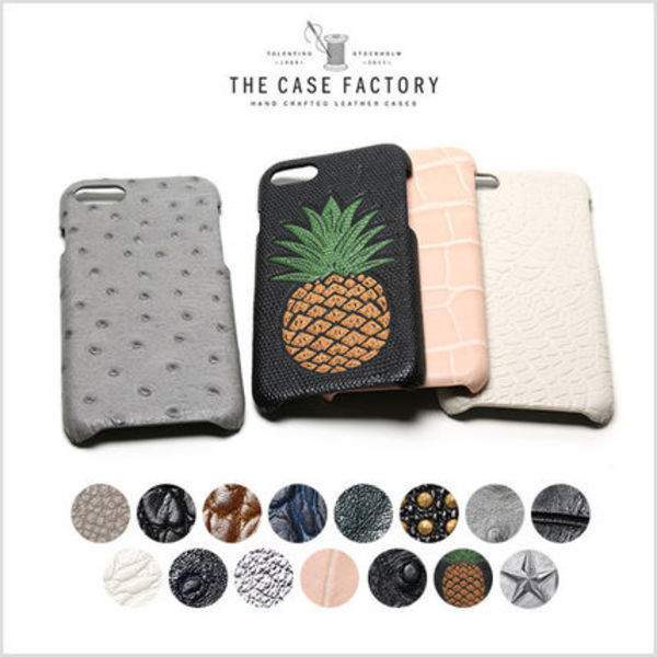 THE CASE FACTORY iPhone7 ケース 2017年新作 春夏