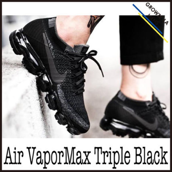 ★【NIKE】入手困難 ナイキ Air VaporMax Triple Black