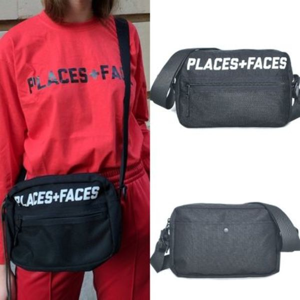 SS17 ロゴポーチバッグ◆PLACES+FACES◆送料関税込