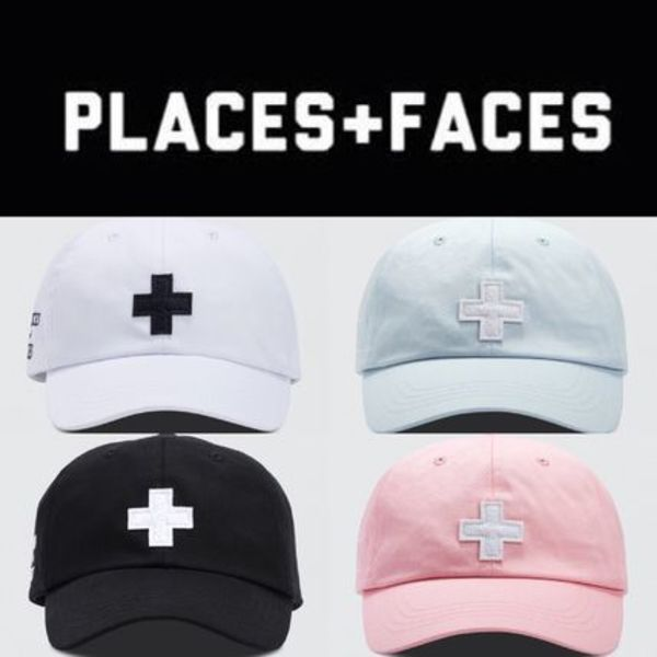 SS17 ロゴキャップ◆PLACES+FACES◆送料関税込