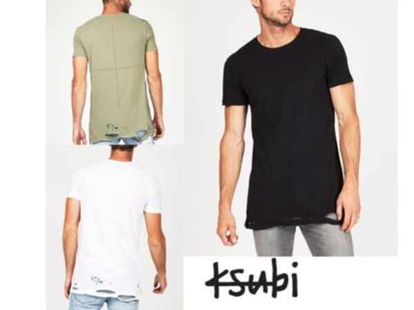 セレブ愛用KSUBI☆SIOUX POCKET SHORT SLEEVE T-SHIRT 半袖T