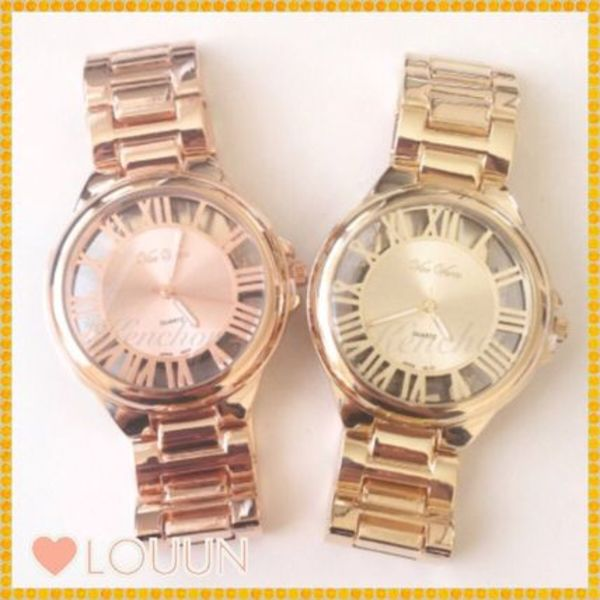【日本未入荷!】LOUUN★ Roman Number Dial Watch★送料無料♪