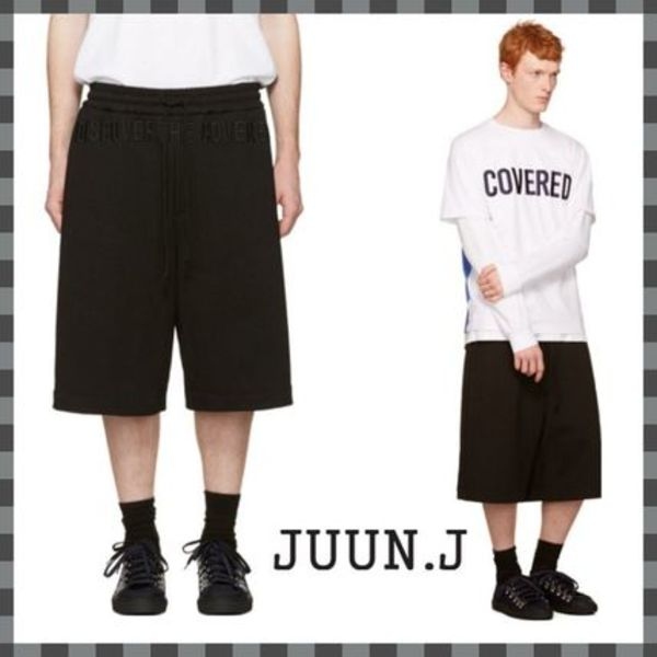 JUUN.J Discover The Covered ハーフパンツ