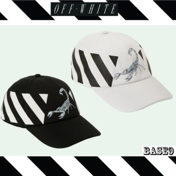 2017SS新作OFF-WHITE☆OTHELOS Scorpion Cap 【関税送料込み】
