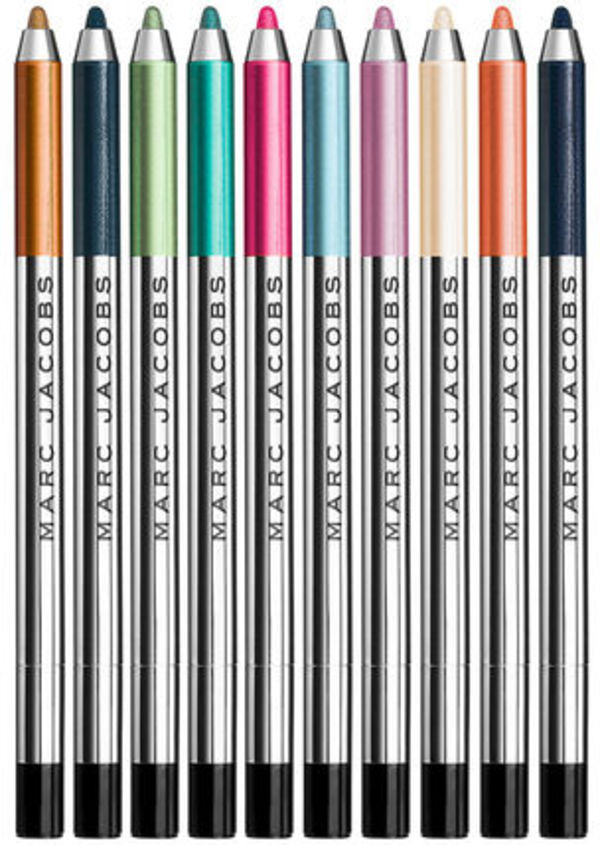 MARC JACOBS*アイライナー Highliner Gel Crayon 24色から♪