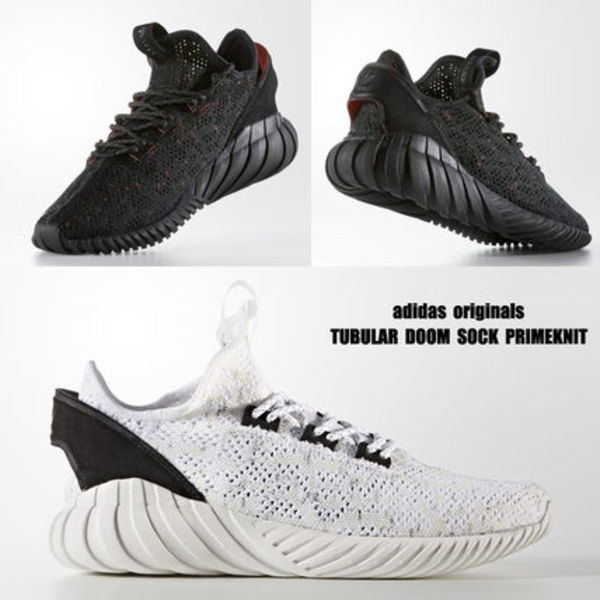 adidas★TUBULAR DOOM SOCK PK★プライムニット★25.5~29cm★2色