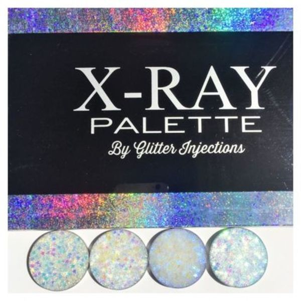 GLITTER INJECTIONS START SET PLUS XRAY PALTTE 送料込