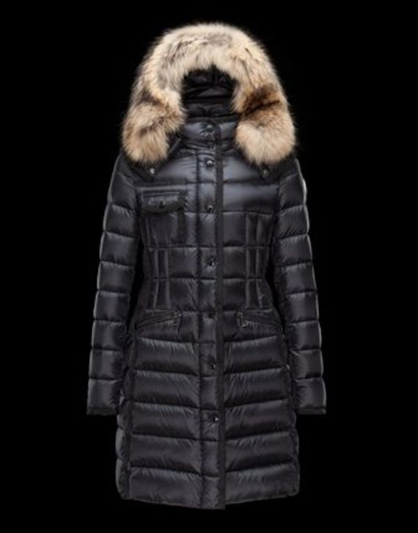 【Moncler】1718AW HERMIFUR ブラック