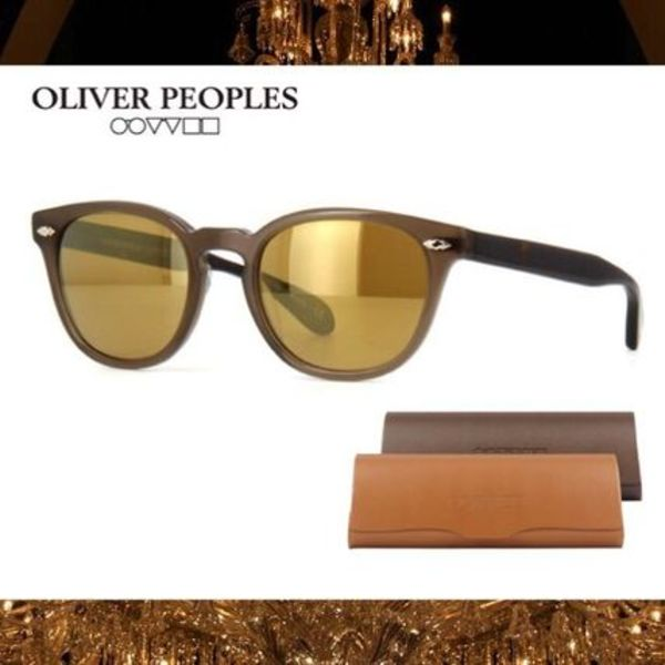 送関込み★2017SS Oliver Peoples Sheldrake Plus サングラス