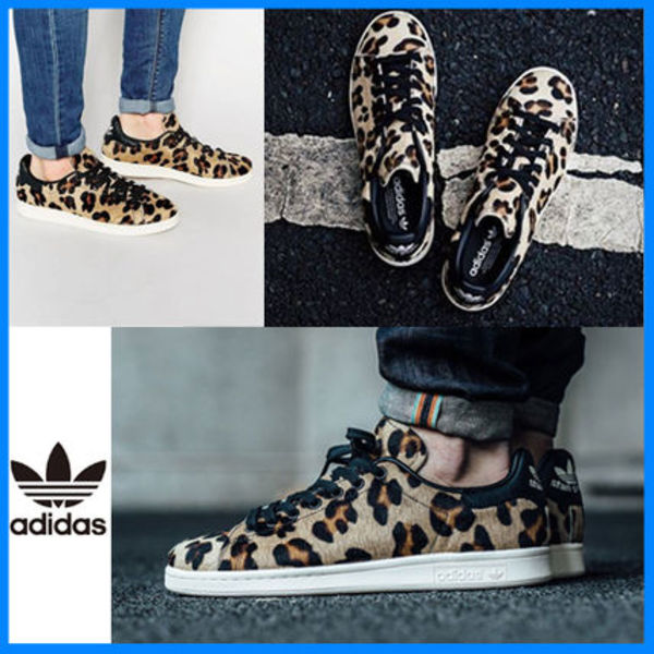 (特価)★ Adidas★Originals STAN SMITH Leopard(Unisex)