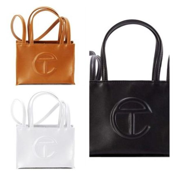 NY発 セレブ愛用!!お早めに!!「Telfar」Small Shopping Bag
