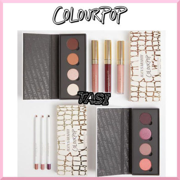 Colourpop★YouTuberコラボ♪ iluvsarahii Collection Kit★送込