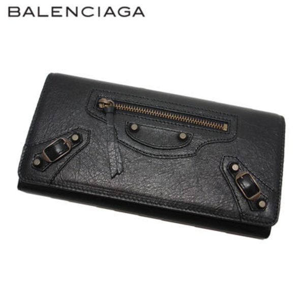 SALE 即発 BALENCIAGA THE MONEY BLACK 163471 D940T 1000