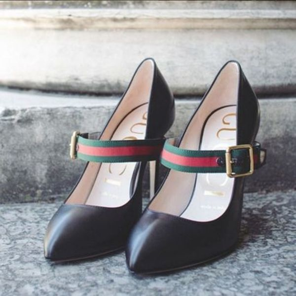 【マストアイテム】GUCCI-PUMPS SHOES WOMEN