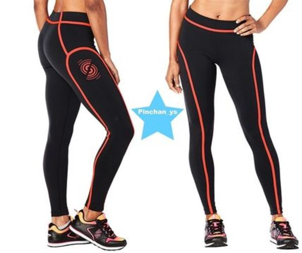 【ZUMBA】STRONG By Zumba Piped Leggings Z1S00048