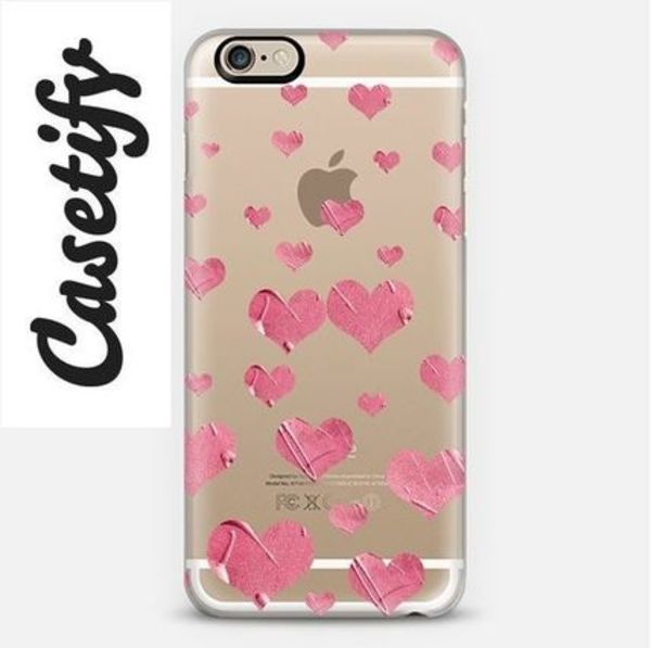 【送料込】☆Casetify ROMANTIC ROSE iPhoneクリアケース☆