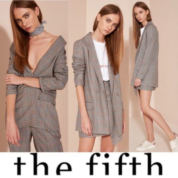 2017AW【The Fifth Label】ボーイフレンドルックブレザー♡