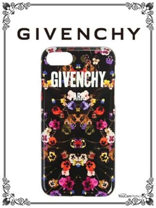 *NEW* [17AW] ジバンシィ*花柄* iPhone7ケース 送関込*国内発送