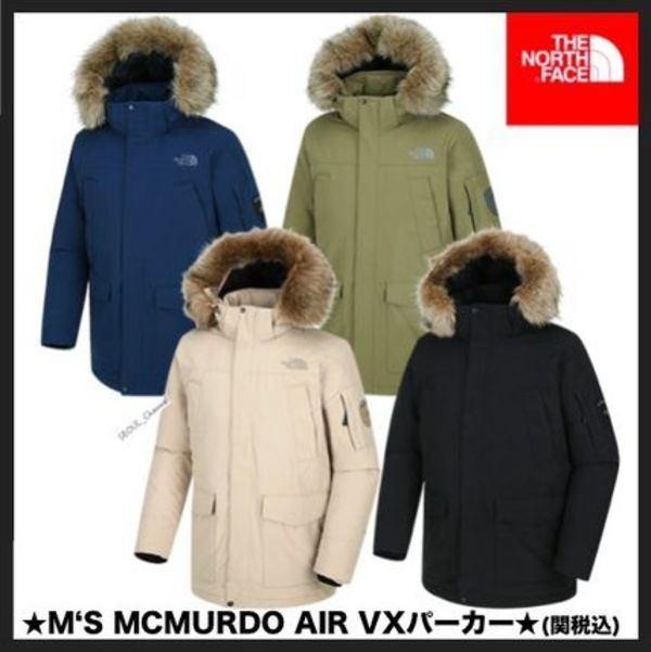 ★イベント/数量限定★THE NORTH FACE M 'S VX MCMURDO 2 PARKA