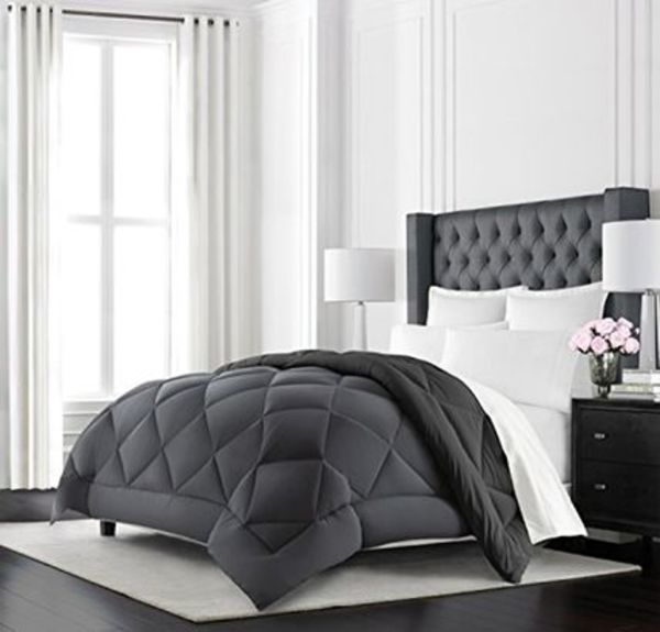 Beckham Hotel Collection Goose Down Alternative Reversible