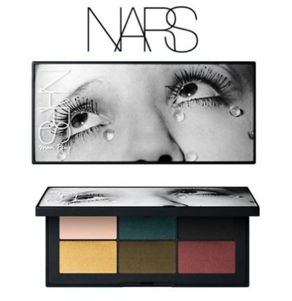 ホリデイ限定*NARS*Man Ray Glass Tears Eyeshadow Palette