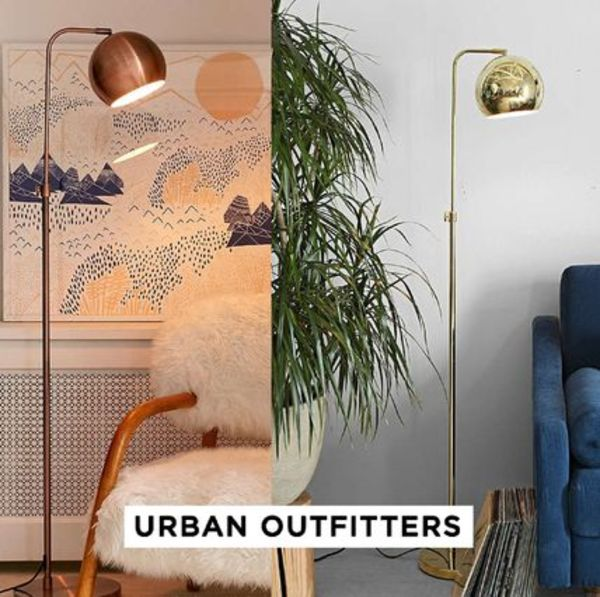 Urban Outfitters☆Gumball Floor Lamp☆