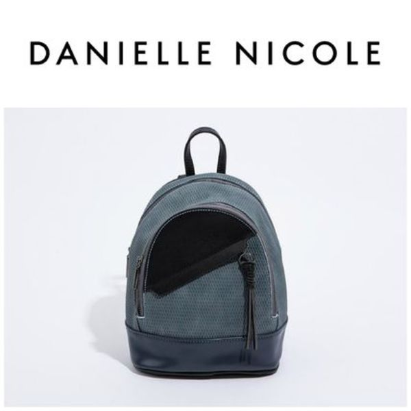 【DANIELLE NICOLE】●大人気●CHARLTON MINI BACKPACK