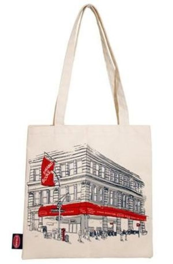 NY人気No.1★送料込み★ STRAND Tote Bag House of Books