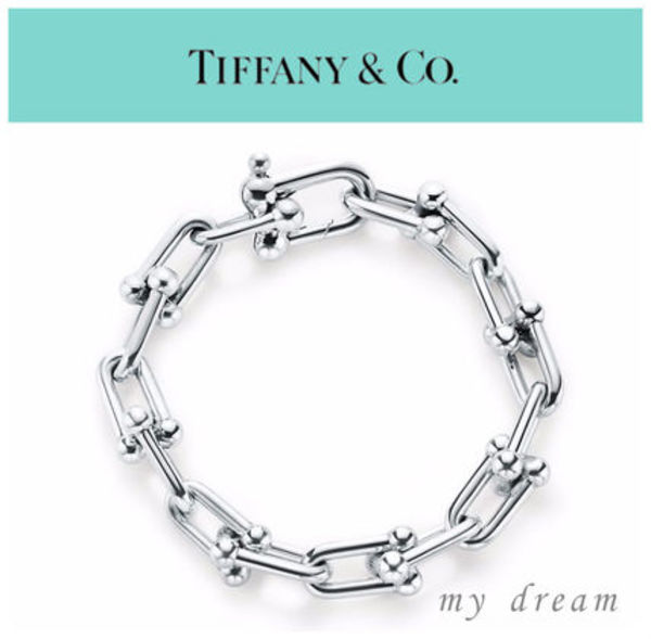日本未入荷【Tiffany & Co】 HardWear Link Bracelet in silver