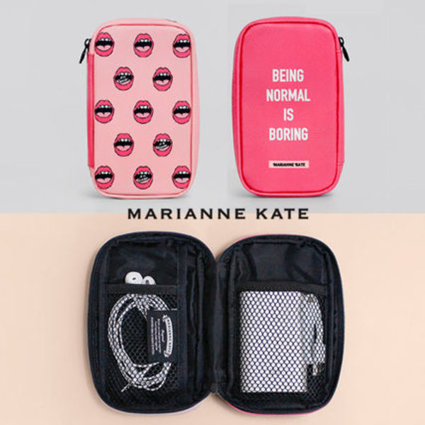 ★Marianne kate★韓国直送料込★Style digital pouch(pk)