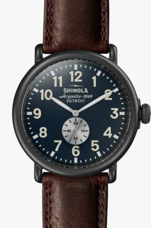 SHINOLA ★ 20065287 The Runwell 47mm