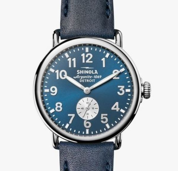 SHINOLA ★ 244133 The Runwell 41mm