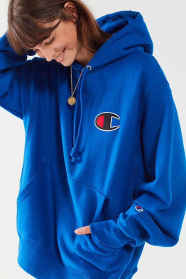 Champion & UO Reverse Weave Hoodie 限定