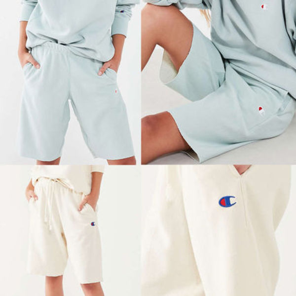 Champion & UO Longline Terry Short