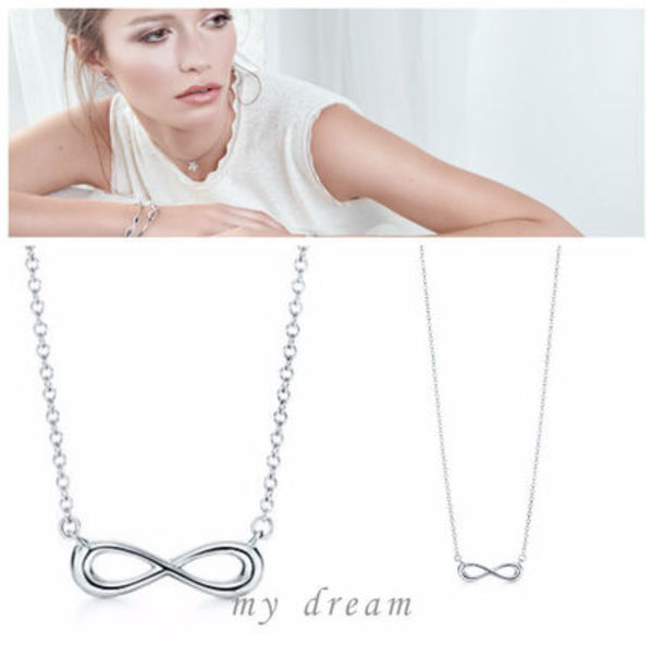 日本未入荷♪【Tiffany & Co】TIFFANY INFINITY PENDANT