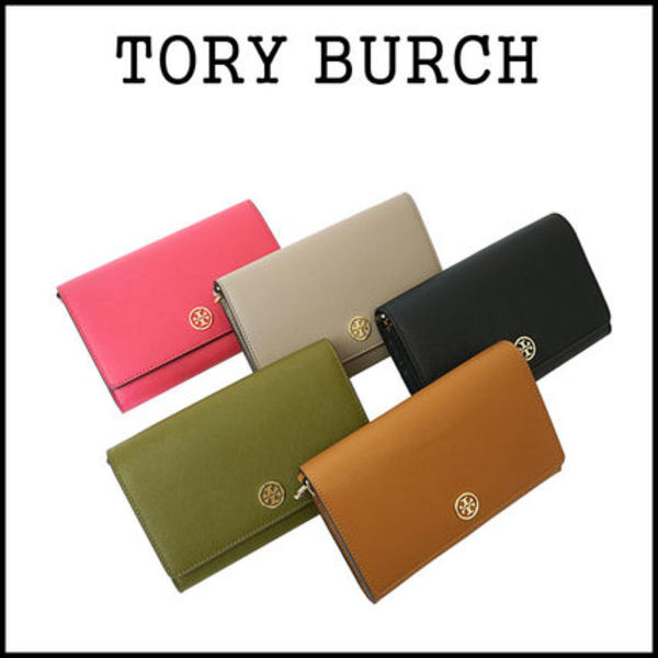 【即発★3-5日着】Tory Burch★Robinson Chain Wallet★36905