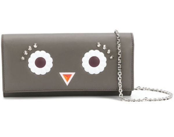 【関税負担】 FENDI WONDERS CHAIN WALLET