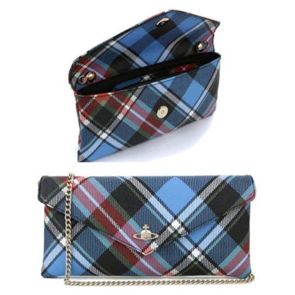 ★Vivienne Westwood★EDINBURGH 51090006 Chain wallet★送料込