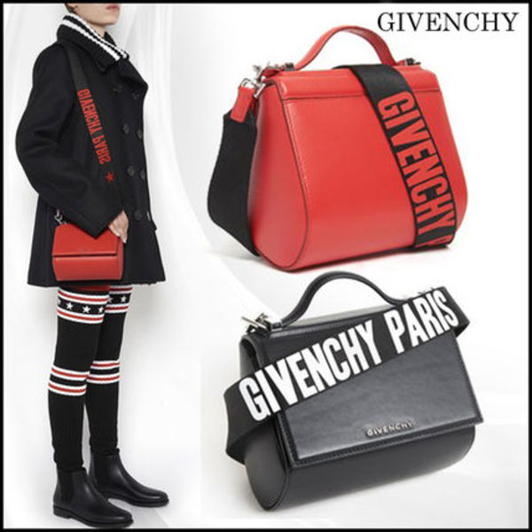 【関税/送料込】GIVENCHY 'PANDORA BOX' LEATHER BAG 国内発送