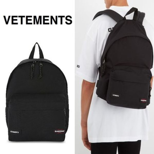 17FW VETEMENTS×EASTPACK バックパック