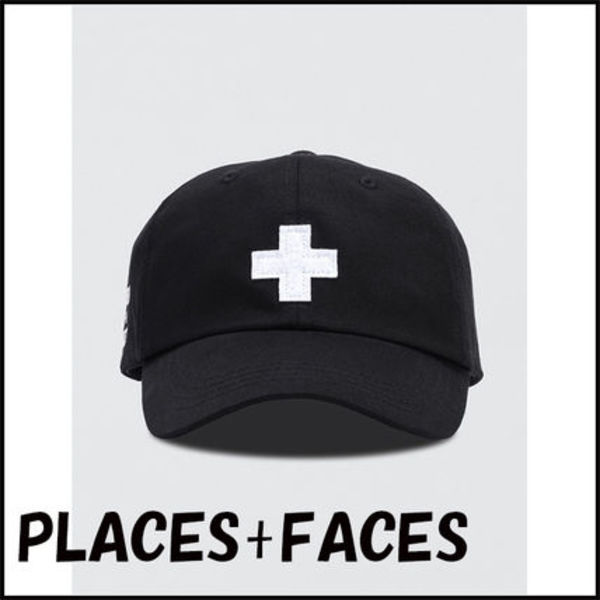 2017SS 新作 ☆PLACES+FACES☆ P+F パッチキャップ