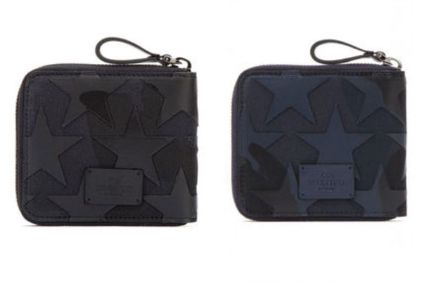 【関税負担】 VALENTINO CAMUSTARS ZIP AROUND WALLET